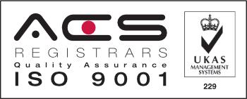 S Lester Packing ISO 9001 Quality Assurance Logo