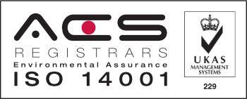 S Lester Packing ISO 14001 Quality Assurance Logo